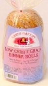 Sami's Bakery Low Carb Dinner Rolls - 4 Net Carbs