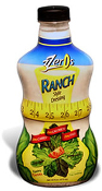 3 Zeros Ranch Style Dressing - Zero Fat, Calories, Carbs