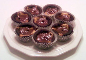 Black Bottom Cupcakes - Low Carb - 2 Pack