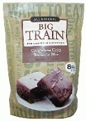 Big Train Sugar Free Brownie Mix