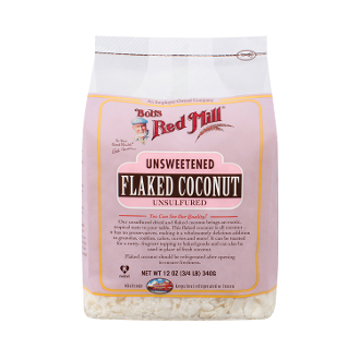 Bob's Red Mill Unsweeted Flaked Coconut