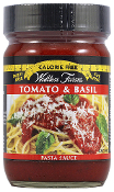 Walden Farms Tomato Basil Sauce