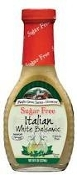 Maple Grove Farms of Vermont SF Italian White Balsamic Dressing
