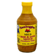 Rumboggies Low Carb Mild BBQ Sauce