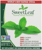 Stevia Packets - 35 Count Box - 70 Servings