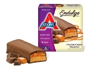 Atkins Low Carb Chocolate Caramel Mousse Bar - Box of 5