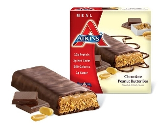 Atkins Advantage Chocolate Peanut Protein Butter Bar