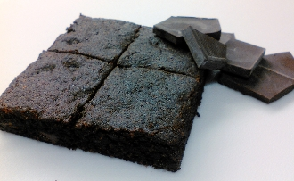 Double Chocolate Brownie Bars - Sugar Free & Low Carb