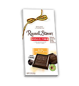 Russell Stover Sugar Free Dark Chocolate Bar