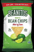 Beanitos White Bean Chips with a Hint of Lime