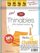 Fiber Gourmet Italian 4-Cheese Thinables