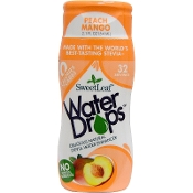 SweetLeaf Water Drops Peach Mango