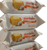 Smart Cakes - Zero Net Carb Coconut 2 pack