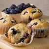 Half Dozen Low Carb Blueberry Muffins - 6 Pack