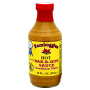 Rumboggies Low Carb HOT BBQ Sauce