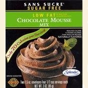 Sans Sucre Chocolate Mousse Mix