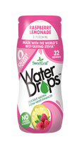 SweetLeaf Water Drops Raspberry Lemonade 2.1 oz