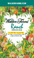 Walden Farms Ranch Dressing Packets - 6 ct Box