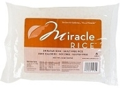 Miracle Noodle Shirataki Rice - Zero Carbs