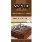 Sans Sucre Milk Chocolate Brownie Mix