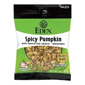 Eden Spicy Pumpkin Seeds 1 oz pack