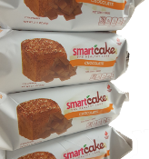 Smart Cakes - Zero Net Carb Chocolate 2 pack