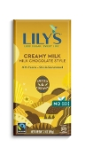 Lilys Low Carb Creamy Milk Chocolate Bar - 4 Net Carbs