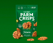 Parm Crisps Jalapeno Flavor Crackers - 0 Net Carbs