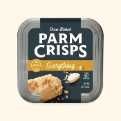 Parm Crisps Everything Flavor Crackers - 0 Net Carbs