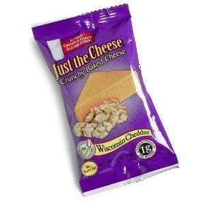 Just the Cheese Wisconsin Cheddar Mini Bag