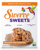 Swerve Sugar Free, Gluten Free Chocolate Chip Cookie Mix